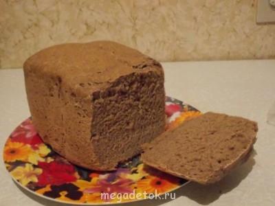 Домашний хлеб без дрожжей - DSCN0317.JPG